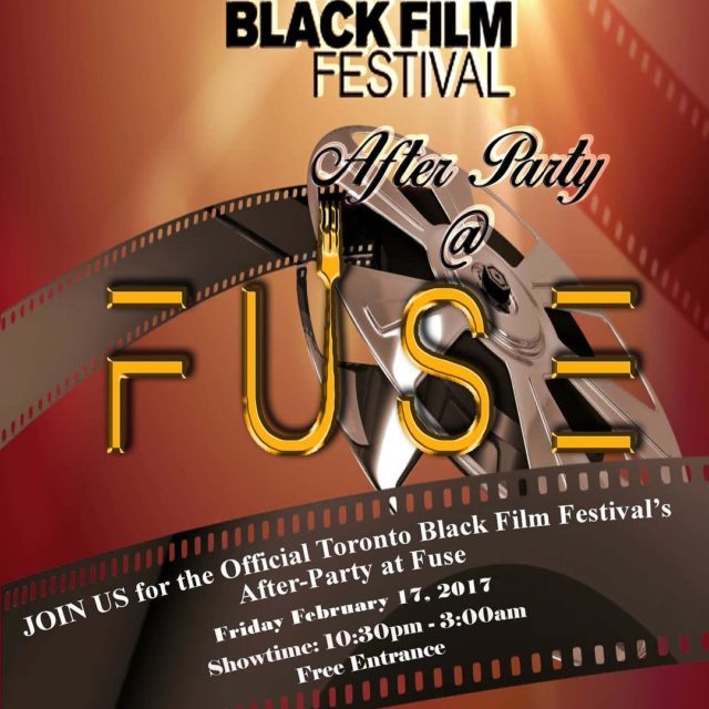Fuse afterparty! torontoblackfilmfest check out our instagram story for morehellip