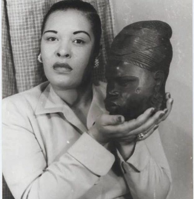 remoteview rootsreggaehub BillieHoliday was a phenomena in her time Shehellip