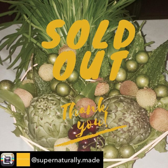 Just delicious! Repost from supernaturallymade  We had an amazinghellip