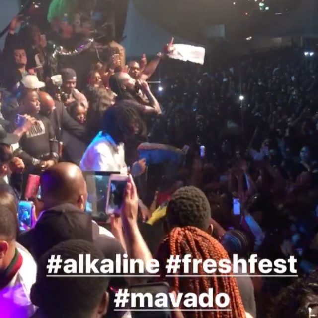 Looking Fresh at FreshFest mavadogully manhimselff live in Toronto representinghellip