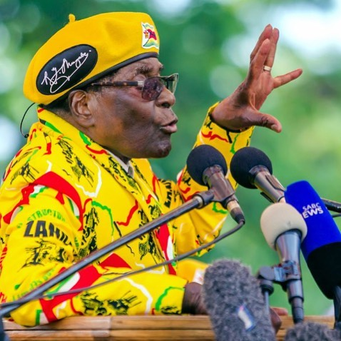 What happens next for Zimbabwe? A Military coupe takes downhellip
